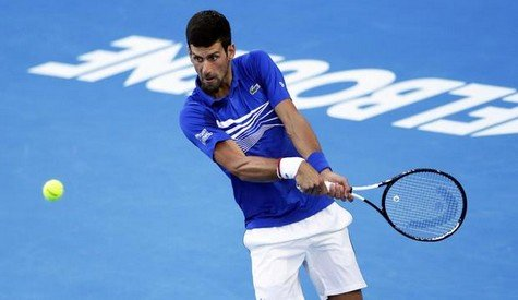 Djokovic Out Of Us Open After Hitting Line Judge With Ball Winnfm 98 9